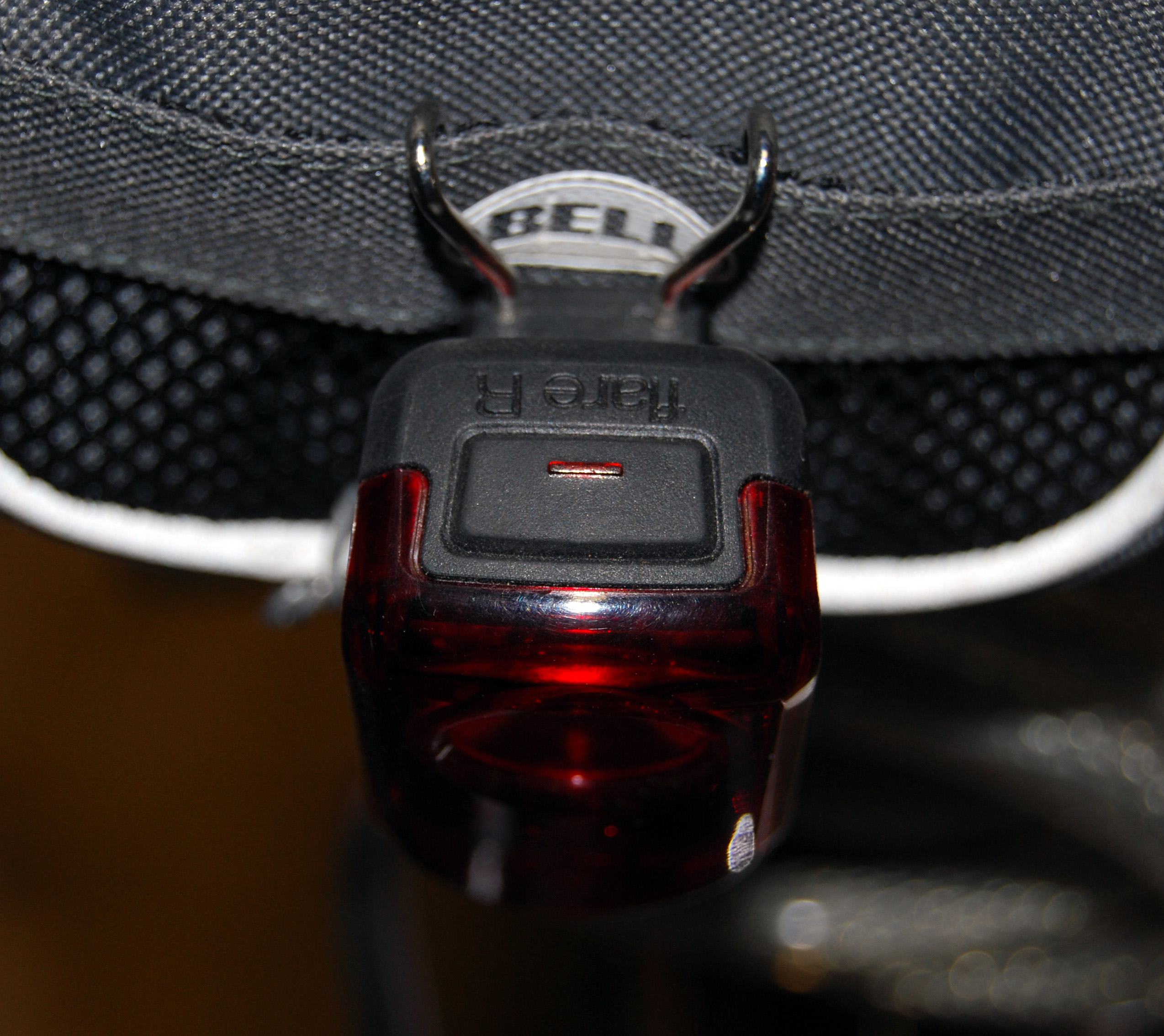 Bontrager Ion 700 R Head Light And Bontrager Flare R Tail