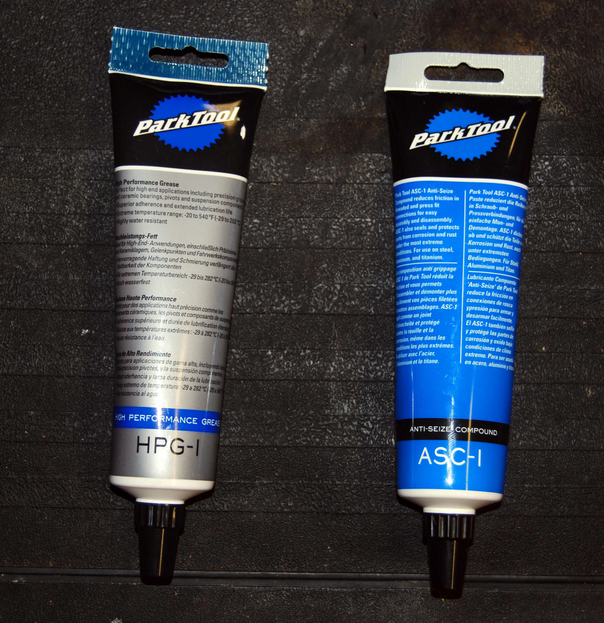 Park Tool HPG-1 High Performance Grease