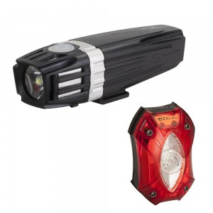 Serfas CP-R2 Combo Set with Head Light and Tail Light