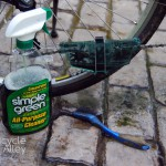 Cleaning Chain During Bike Wash