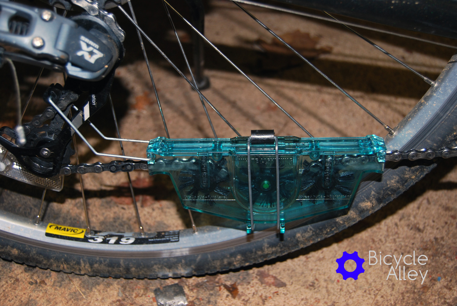 revzilla how to clean your chain