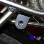 Bolt Missing On Bicycle Rack
