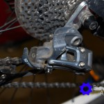 Cable Removed From Derailleur