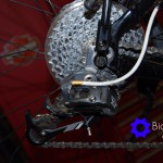 Rear Derailleur And Cable