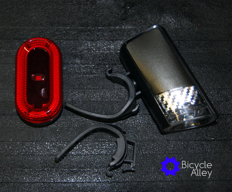 Walmart Bell Lumina Premium Bicycle Head Light And Tail